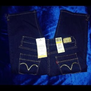 Levi's 512 Skimmers